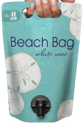 Buy Beach Bag Beach Bag White Wine online for less at Wine Chateau